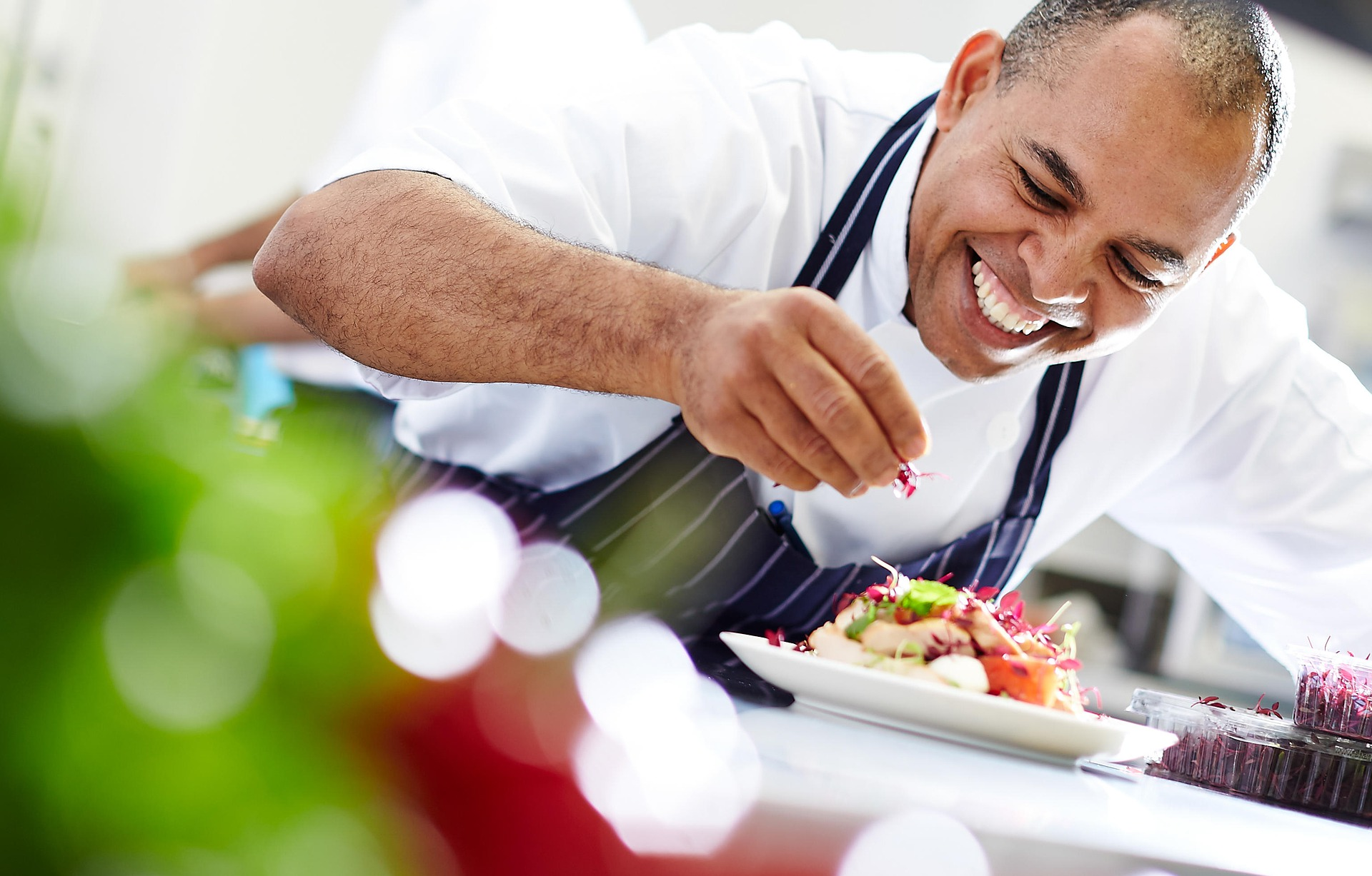 Take His Job for a Day: Chef.