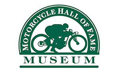 Motorcycle Hall of Fame logo