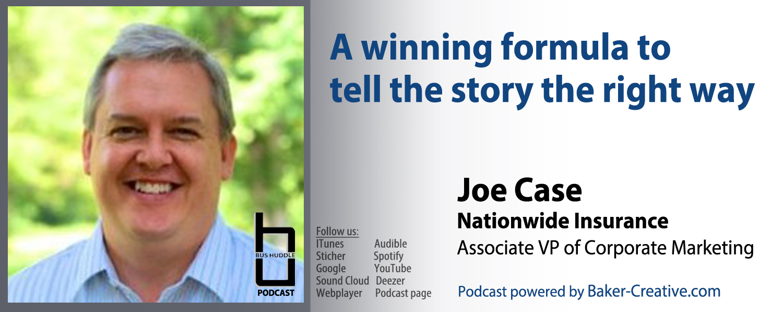 BusHuddle Podcast: Nationwide Insurance winning formula